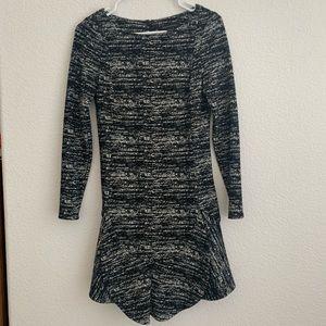 Banana Republic Space Dye Tweed Dress